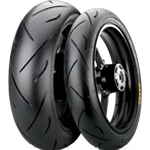 Tyres at Clarendon Motorcycles