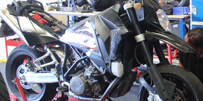 All types of Motorbike Repairs at Clarendon Motorcycles